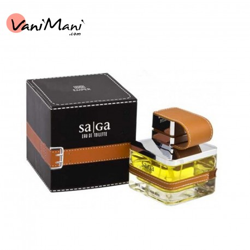 ادکلن ساگا مردانه امپر SAGA EMPER