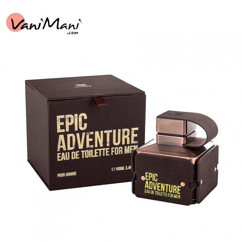 ادکلن اصل مردانه اپیک ادونچر امپر Emper Epic Adventure