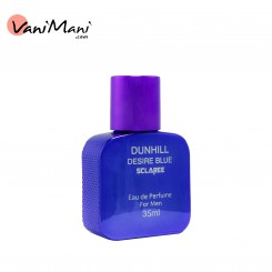 عطر جیبی دانهیل دیزایر بلو Dunhill Desire Blue اسکلاره